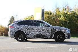 jaguar f pace svr 20 october 2017 autogespot