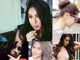 hair color for filipina woman the best hair color ideas for tisays cosmo ph