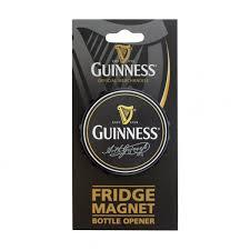 Bottle Opener Wall Mount Magnet Guinness Guinness Black Label Opener Fridge Magnet From Guinness