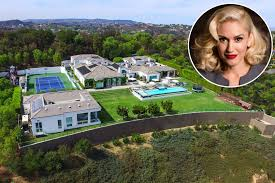 where is the bachelor mansion gwen stefani u0027s beverly hills house is for sale people com