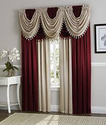 Burgundy Curtains For Living Room 33 Best Curtains Images On Pinterest Window Curtains Curtain