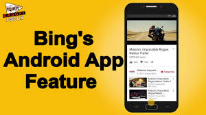 the bing app u0027s new u0027snapshots u0027 feature is like google now on tap