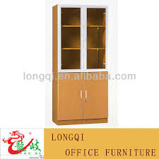 Bookshelves With Glass Doors For Sale by Sale Best Selling Modern Mdf 3 Shelf 2 Glass Door Wooden