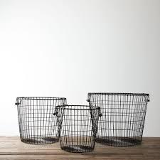 black laundry basket magnolia market chip u0026 joanna gaines