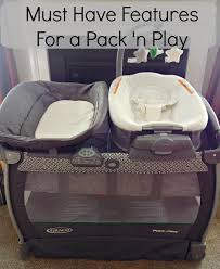 Playpen With Changing Table And Bassinet Keep Your Baby Cozy With This Incredibly Versatile Cuddle Cove