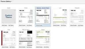 invoice templates creating a custom invoice theme with css