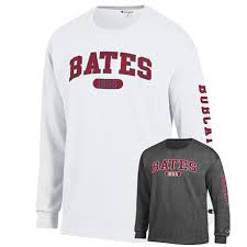 sleeve shirts bates college store