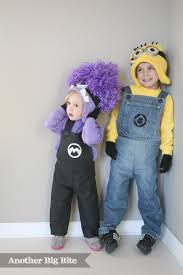purple minion costume purple minion costume another big bite