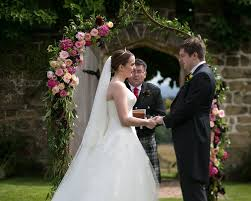 wedding arch kent shortlisted the wedding awards best wedding florist