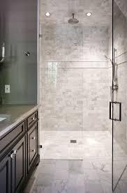 bathroom shower tiling white marble 8 x 8 brushed chiseled