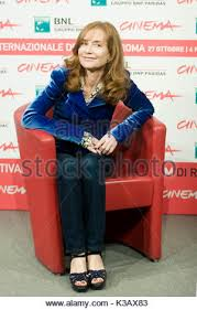 isabelle huppert the cast of the mon pire cauchemar pose