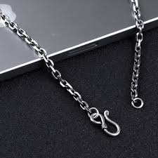 men necklace chains images 925 sterling silver chain men necklace men jewelry 100 pure jpg