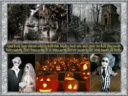 Country Halloween Originated In by Halloween An Acceptable Fear
