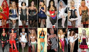 Celebrity Halloween Costumes Ideas Costumes Inspiration From Celebrities For Halloween