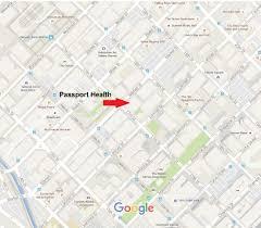 Denver Rtd Map Travel Clinic Denver Colorado Directions Passport Health
