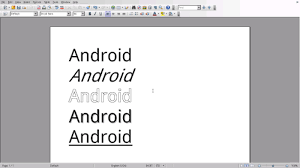 openoffice for android andropen office for android