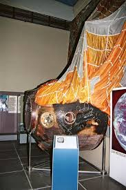 russian soyuz spacecraft on public display collectspace messages