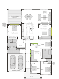 milano four 16m floor plan houses upward slope design milano four 16m floor plan