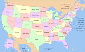 map usa states 50 states with cities list of states and territories of the united states
