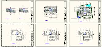 hotel floor plan dwg flooring trade and accommodation star hotel project dwg file