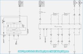 2007 toyota yaris anti braking system abs wiring diagram wiring