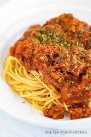 wedding gift spaghetti sauce world s best spaghetti sauce the bewitchin kitchen