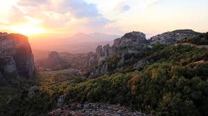 Meteora Greece Map by Meteora Sunset Tour From Kalampaka Visit Meteora Travel