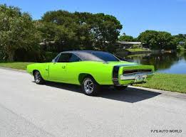 1970 dodge charger green 1970 dodge charger r t 37 559 sublime green coupe 440 automatic