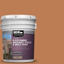 behr 5 gal white flat latex masonry stucco and brick interior