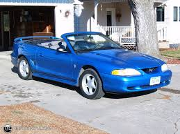 1998 convertible mustang 1998 ford mustang v6 convertible id 2147