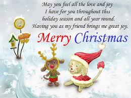merry christmas 2017 quotes sayings images to all