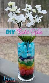diy edible easter vase craft