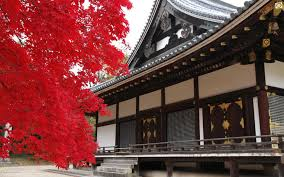 traditional japanese architecture design kyoto wood house with