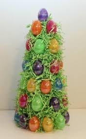 easter egg tree plastic easter egg tree thriftyfun