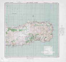 Azores Map Azores Ams Topographic Maps Perry Castañeda Map Collection Ut