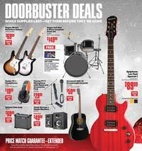 guitar center black friday 2015 ad scan