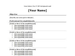 How To Title A Resume Formats For A Resume Proper Format For A Resume Cover Letter