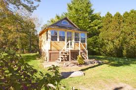 old time shingled cottage in camden small house bliss