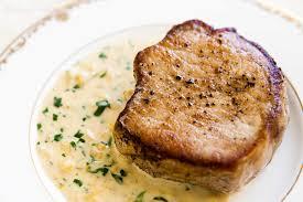 pork chops with dijon sauce recipe simplyrecipes com