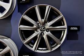 lexus rims with tires 2013 lexus gs 350 wheel options lexus enthusiast