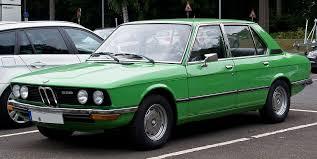 bmw 1974 models bmw 5 series e12