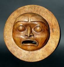 moon mask arthur beau palmer pacific west coast moon mask