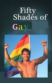 50 Shades Of Gray Meme - 50 shades of gay fifty shades of grey know your meme