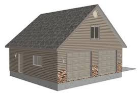 cabin garage plans free garage plan sds plans