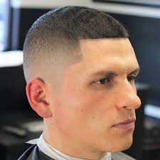 how to fade hair from one length to another 23 buzz cut hairstyles high fade haircuts and bald fade