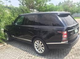 land rover hse interior range rover hse 2016 model for n31m autos nigeria