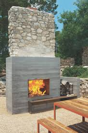 fireplace outdoor fireplace toronto fireplaces