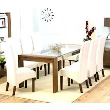 glass dining room table set dining set with glass table top dining room rectangular glass