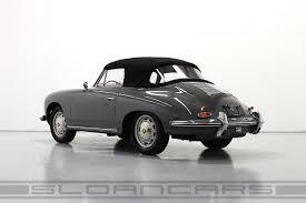 porsche 356 cabriolet 1964 356 c cabriolet sloan cars