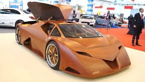 splinter the 700bhp supercar made out of wood cars corner